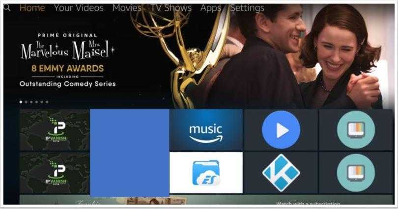 How to Install Cinema APK on Firestick (Amazon Fire TV/Cube)