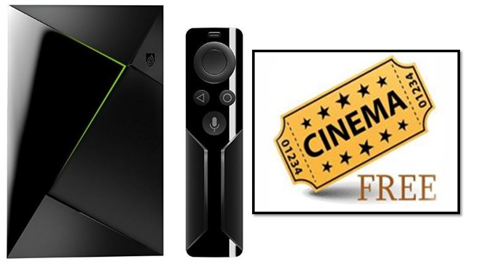 Cinema APK For Nvidia Shield